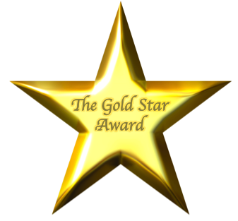 The Gold Star Award